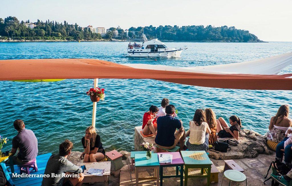 Views @ Mediterraneo Bar Rovinj